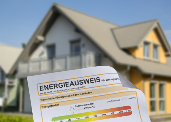 Nicht vorhandener Energieausweis kostet