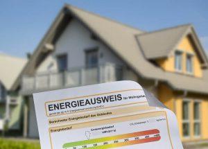 Energieausweis-Formular