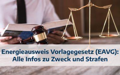 Energieausweis Vorlagegesetz (EAVG): Alle Infos zu Zweck und Strafen