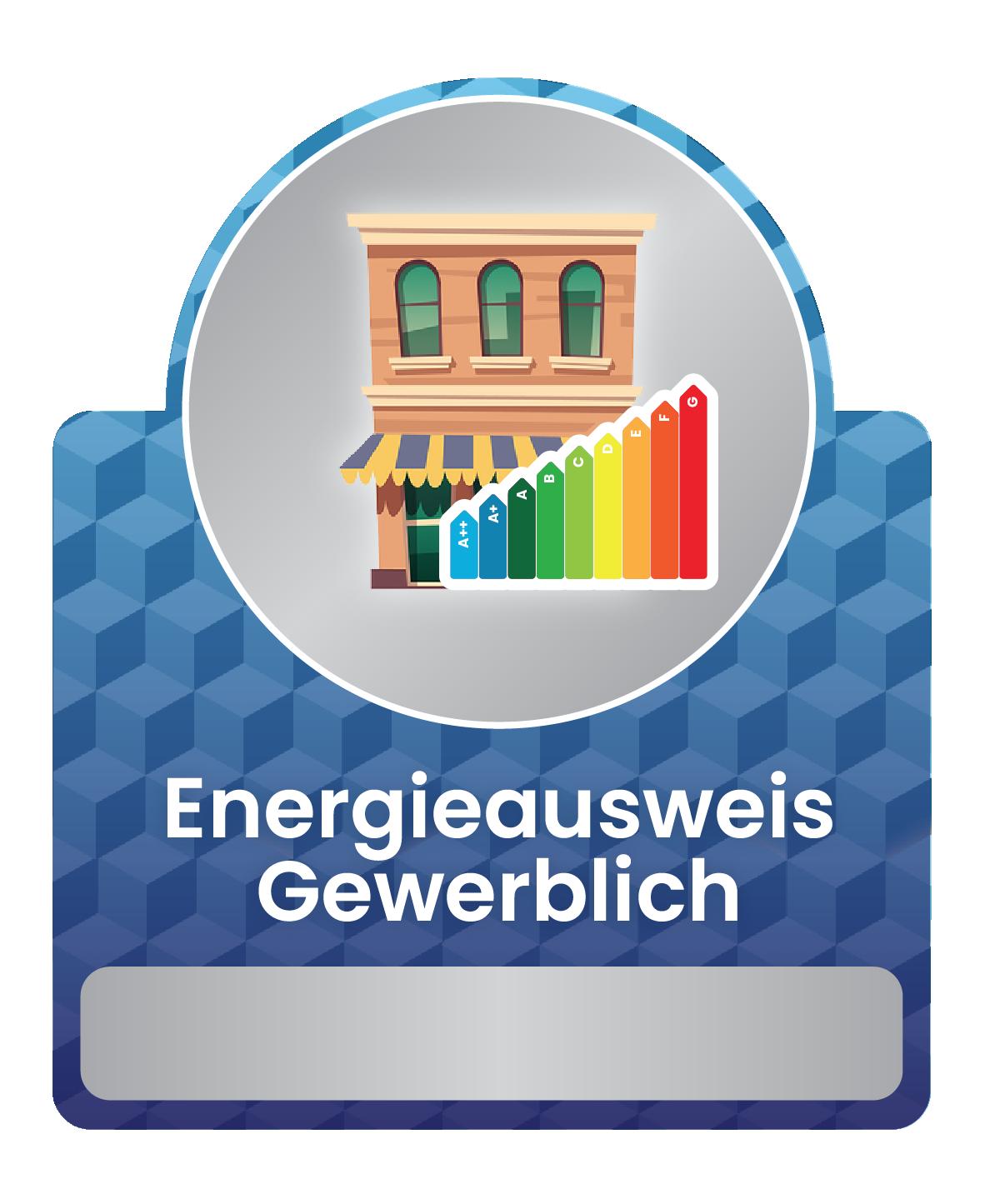 Energieausweis Gewerblich