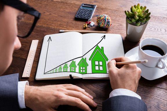 2018 Rekordjahr auf dem Einfamilienhaus-Markt