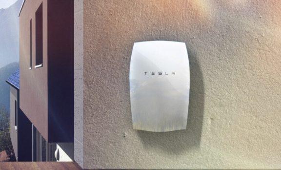 Stromspeichern mit der Tesla Powerwall: effizient und  stromsparend